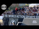 Highlights - UCI BMX Freestyle Park World Cup Men - FISE Budapest 2017