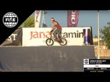 Daniel Dhers - 2nd Final UCI BMX Freestyle Park World Cup - FISE BUDAPEST 2017