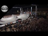 Highlights SFR Sport BMX Freestyle Spine Ramp - FISE Montpellier 2017