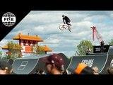 Jake Leiva Winning Run - UCI BMX Freestyle Park World Cup Semi Final | FISE Edmonton 2018