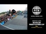 FWS CHENGDU 2018: WS Roller Freestyle Park Cup Final