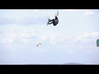Kite loop Board off - Paul Serin - FISE Xperience Le Grau du Roi 2018