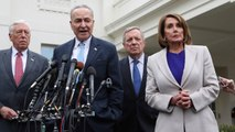 Chuck Schumer: Trump Says Government Shutdown Could Last 'Months, Even Years'