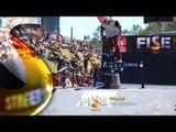 Highlight BMX Avenue Street Line - FISE World Montpellier 2013