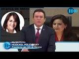 Elecciones en Puebla que las realice el INE: Yeidckol Polevnsky