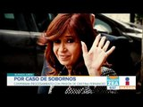 Dictan medida de prisión preventiva contra expresidenta de Argentina | Noticias con Francisco Zea