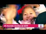 Así celebraron AÑO NUEVO 2019 en oriente, como Corea del Norte, Nueva Zelanda y Hong Kong