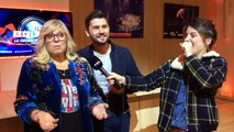 Laurence Boccolini et Christophe Beaugrand était en direct live sur le Facebook de My TF1