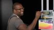 'Joy of Painting' fan Ralph Jean-Pierre faces Bob Ross in a 'race against time' — Bob Ross Challenge