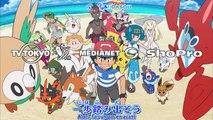 Pokémon Soleil et Lune - Episode 100 [VOSTFR]