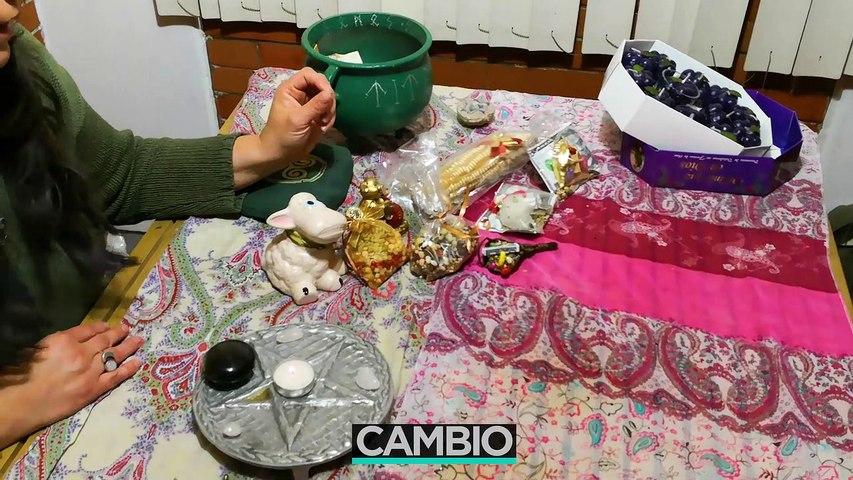 Los rituales que hacen los mexicanos para Año nuevo