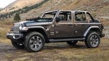 2019 Jeep Wrangler Sahara Design