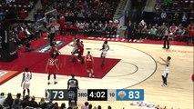 Sekou Wiggs (18 points) Highlights vs. Raptors 905