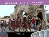 Festival Romain Arelate - Pixel Events - Video Arles