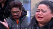 Khatron Ke Khiladi 9 : Bharti Singh Scares on the sets in front of Haarsh Limbachiyaa| FilmiBeat