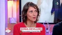 Hallyday : Le coup de gueule de Sonia Devillers contre certains humoristes - Regardez