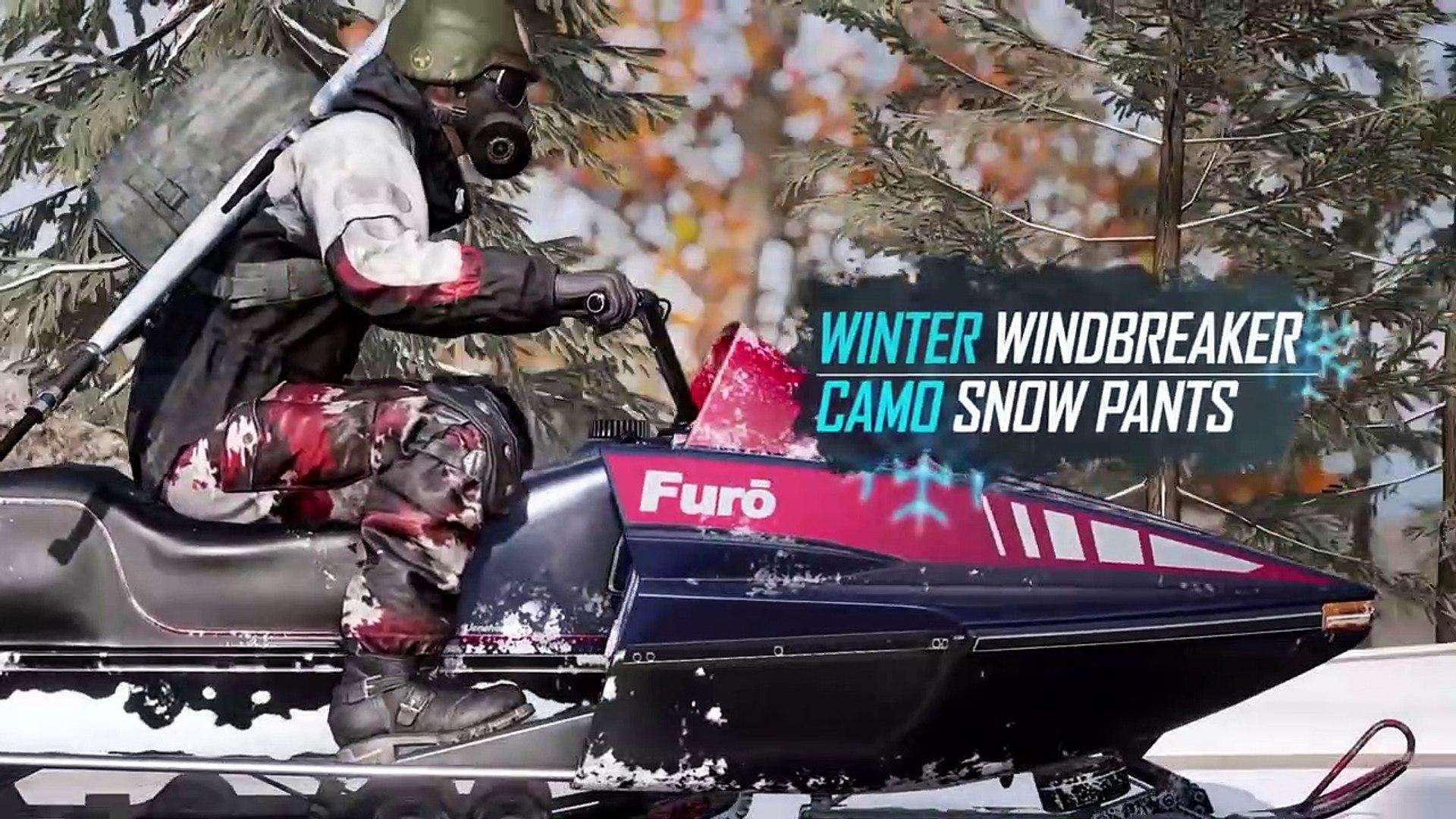 PUBG Survivor Pass- Vikendi Rewards Trailer