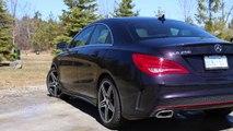 Car Review: 2014 Mercedes-Benz B250 | Driving ca - video