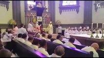 Confira momentos da cerimônia de posse do arcebispo Dom Dario