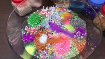 Mixing Random Things Into Slime | DIY Satisfying Slime  #1 !