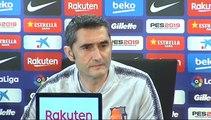 """Valverde, sobre su futuro al frente del Barça: """"Siempre ha habido buena sintonía con el club"""""""