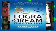 Library  Logra Tu Dream: How 50 Successful Latinos   Latinas Turned Their Dreams Into Reality -