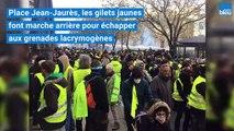 Acte 8 de la mobilisation des gilets jaunes à Montpellier