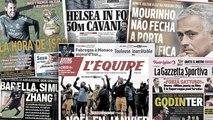 Mourinho a déjà trouvé un nouveau challenge, l'Inter voit grand pour son mercato