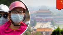 Perang Cina dengan polusi udara sebabkan polusi tanah - TomoNews