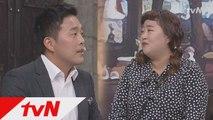 홍윤화, 김민기와 문세윤 사이 ′흔들려′
