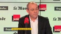 Laurent Berger, CFDT et la fiscalité écologique