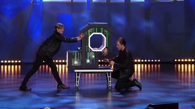 Top 4 Magicians on Sweden's Got Talent - Magicians Got Talent