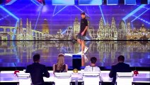 Young Magician Has A Trick For The Judges on Spain's Got Talent - Magicians Got Talent
