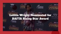 Letitia Wright Is Nominated For Major BAFTA Award