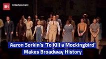 To Kill A Mockingbird Is Killing It On Broadway
