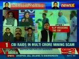 Raids, A warning shot for Samajwadi party, Bahujan Samajwadi party?