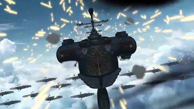 Last Exile: Fam, the Silver Wing Epi.