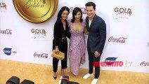 "Jenna Dewan, Emmanuelle Chriqui 6th Annual ""Gold Meets Golden"" Arrivals"