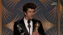 Ben Whishaw remporte le prix du meilleur acteur second rôle pour une série - Golden Globes 2019