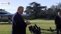 Trump: I Don't Say 'Build The Wall' Anymore