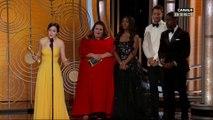 Rachel Brosnahan remporte le prix de meilleure actrice dans une série comique - Golden Globes 2019