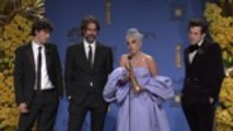"Lady Gaga and Mark Ronson Win Best Original Song for ""Shallow"" From 'A Star is Born' 