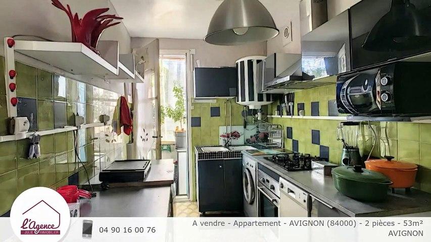 A vendre - Appartement - AVIGNON (84000) - 2 pièces - 53m²