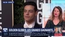 Golden Globes: qui sont les grands gagnants de l'édition 2019 ?