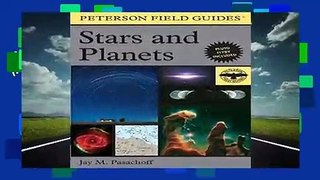 A Field Guide to the Stars and Planets Peterson Field Guides