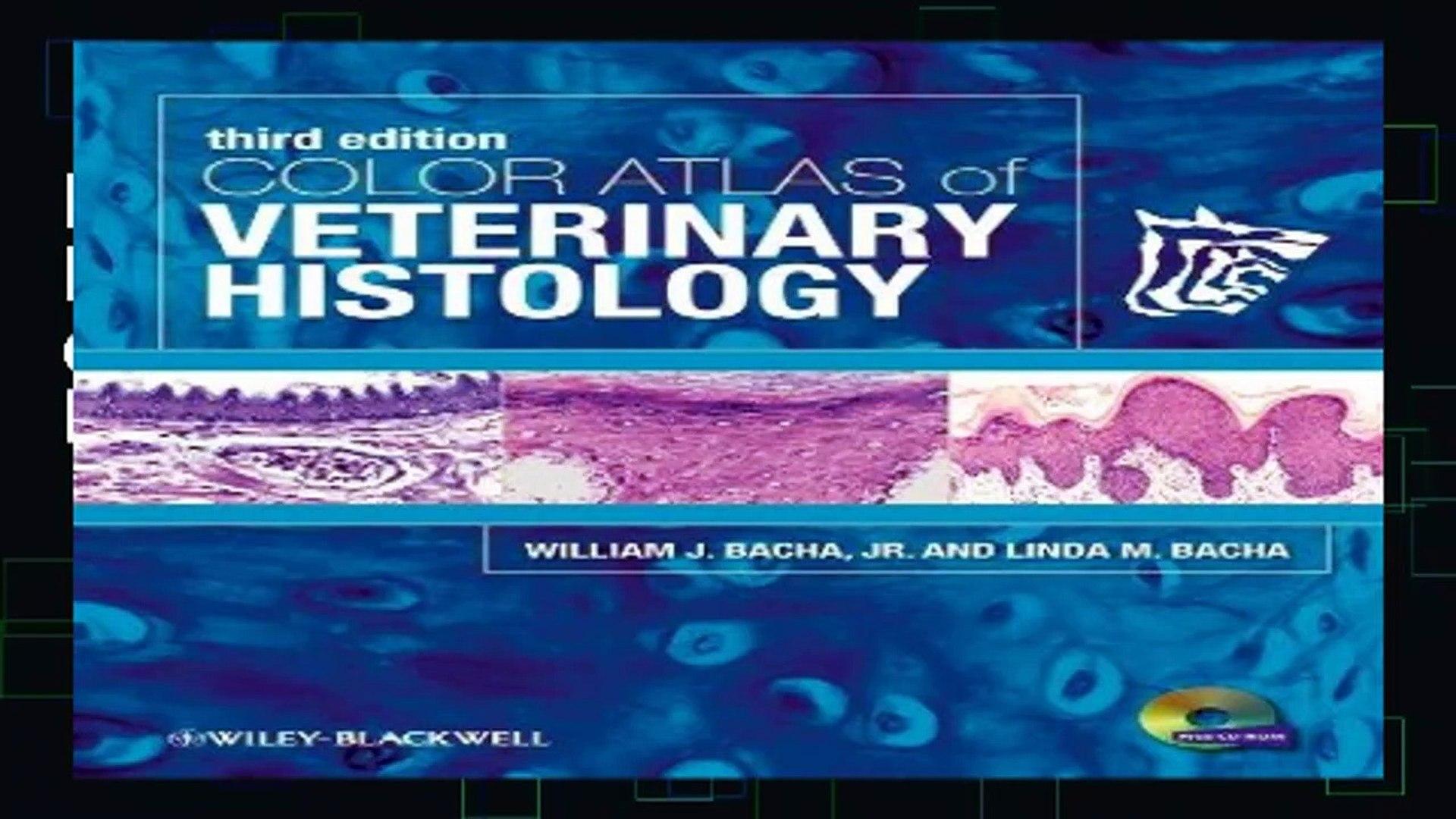 D.O.W.N.L.O.A.D in [All Format Book] Color Atlas of Veterinary Histology  [F.u.l.l Pages]