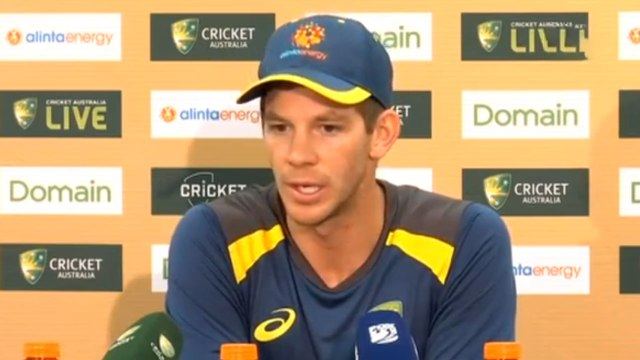 India Vs Australia: Tim Paine says We thought we could beat India in Australia | वनइंडिया हिंदी