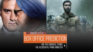 Box Office Prediction Uri - The Surgical Strike & The Accidental Prime Minister