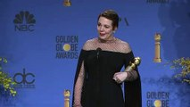 Olivia Colman on why she prefers kissing women over men