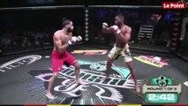 MMA : l'horrible blessure de Jonathan King